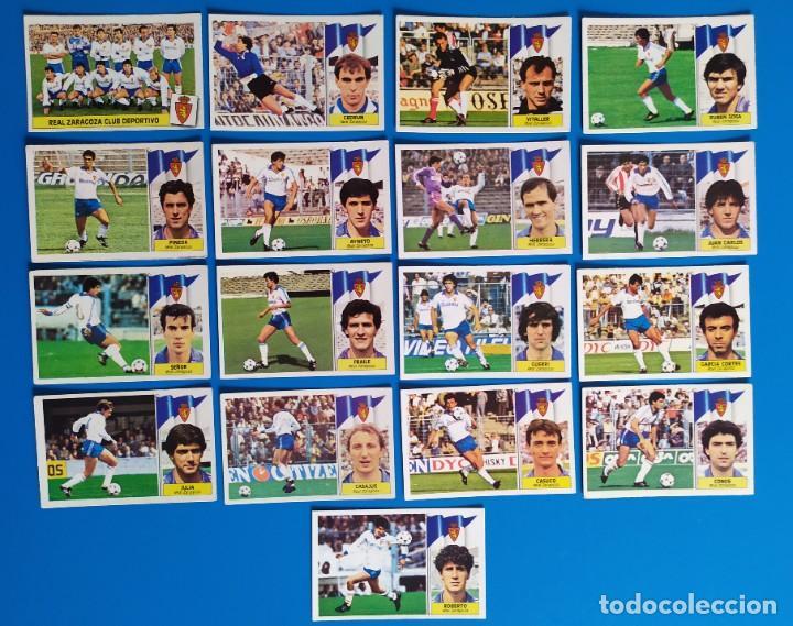 Cromos de Fútbol: Liga Este 1986 1987 / 86 87 Lote de 340 cromos diferentes nunca pegados - Foto 36 - 257319230