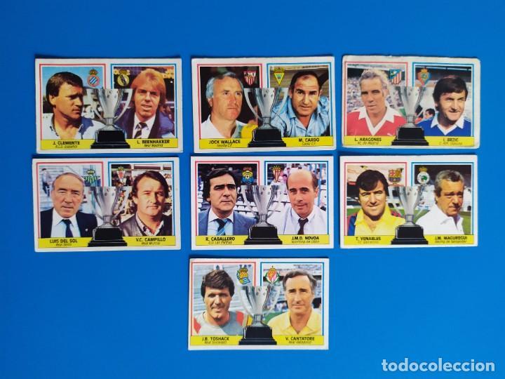Cromos de Fútbol: Liga Este 1986 1987 / 86 87 Lote de 340 cromos diferentes nunca pegados - Foto 38 - 257319230