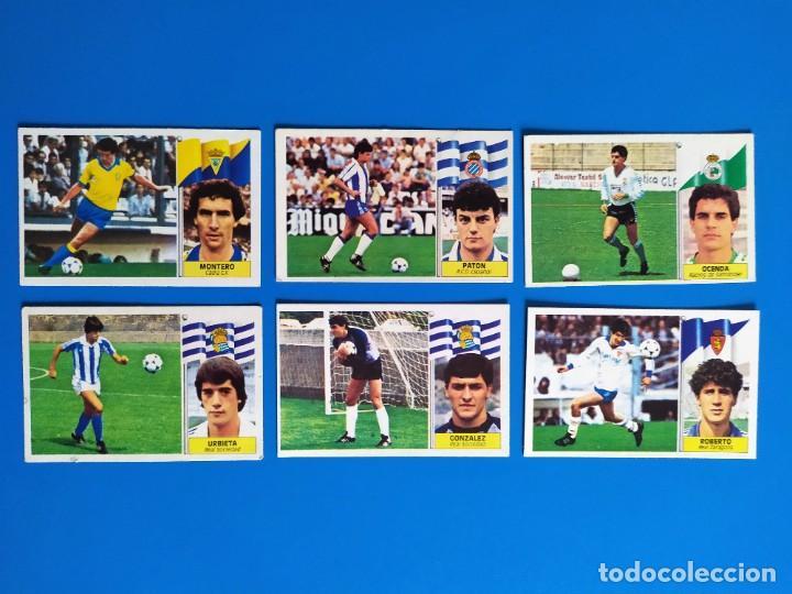 Cromos de Fútbol: Liga Este 1986 1987 / 86 87 Lote de 340 cromos diferentes nunca pegados - Foto 40 - 257319230