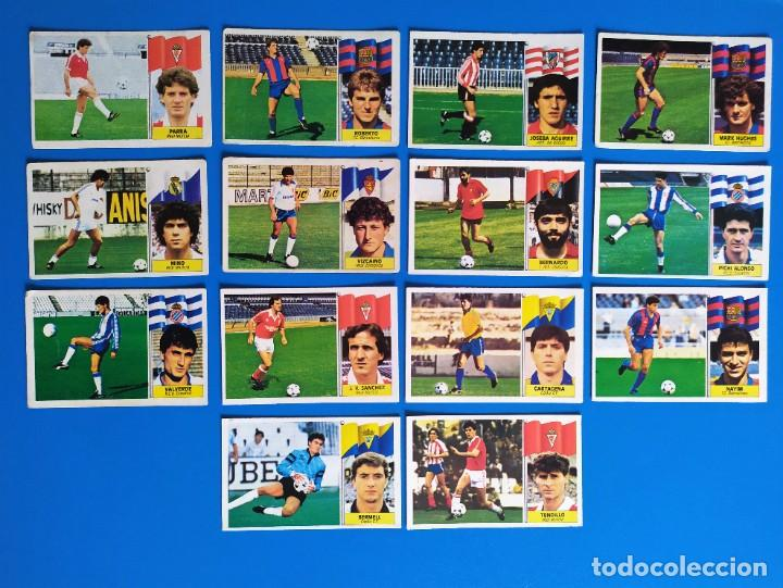 Cromos de Fútbol: Liga Este 1986 1987 / 86 87 Lote de 340 cromos diferentes nunca pegados - Foto 42 - 257319230
