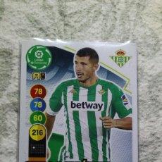 Cromos de Fútbol: Nº81 GUIDO RODRÍGUEZ REAL BETIS ADRENALYN XL 20 21. Lote 257356600
