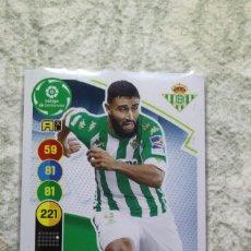 Cromos de Fútbol: Nº86 FEKIR REAL BETIS ADRENALYN XL 20 21. Lote 257356640