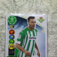 Cromos de Fútbol: Nº89 LOREN REAL BETIS ADRENALYN XL 20 21. Lote 257356665