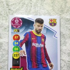 Cromos de Fútbol: Nº60 PIQUÉ FC BARCELONA ADRENALYN XL 20 21. Lote 257356825