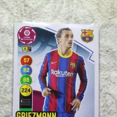 Cromos de Fútbol: Nº69 GRIEZMANN FC BARCELONA ADRENALYN XL 20 21. Lote 257356965