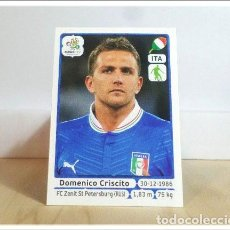 Cromos de Fútbol: EURO2012 POLAND UKRAINE PANINI CRISCITO Nº 322 ITALIA ALBUM EURO 2012 EUROCOPA POLONIA UCRANIA. Lote 257557105