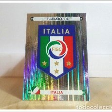 Cromos de Fútbol: EURO2012 POLAND UKRAINE PANINI ESCUDO Nº 311 ITALIA ALBUM EURO 2012 EUROCOPA POLONIA UCRANIA. Lote 257557240