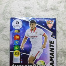 Cromos de Fútbol: Nº420 ÓSCAR RODRÍGUEZ DIAMANTE SEVILLA FC ADRENALYN XL 20 21. Lote 257557390