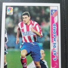 Cromos de Fútbol: MUNDICROMO CROMO NUEVO 98 99 BAJA Nº 126 VIERI AT. MADRID. Lote 257606650
