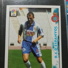 Cromos de Fútbol: MUNDICROMO CROMO NUEVO 98 99 BAJA Nº 167 MILOSEVC ESPANYOL. Lote 257608540