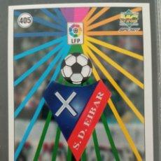 Cromos de Fútbol: MUNDICROMO CROMO NUEVO 98 99 ESCUDO Nº 405 SD EIBAR. Lote 257616335