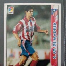 Cromos de Fútbol: MUNDICROMO NUEVO 98 99 ULTIMA HORA I Nº 422 VALERON AT MADRID. Lote 257654485