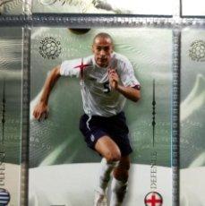 Cromos de Fútbol: CARD FICHA FUTBOL EDICIONES FUTERA 2007 Nº 28 RIO FERDINAND ENGLAND. Lote 257758635