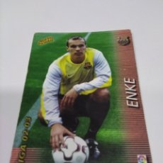 Cromos de Fútbol: MEGAFICHAS 02-03 N° 388 ENVIÉ - BARCELONA. NUEVO FICHAJE.. Lote 257758825