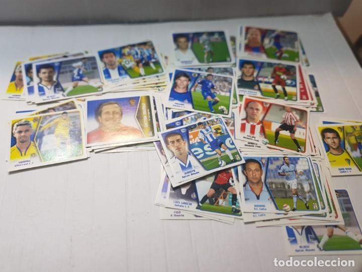 Cromos de Fútbol: Cromos futbol 2005/06 colecciones Este lote 118 sin pegar alguno escaso - Foto 2 - 258045245