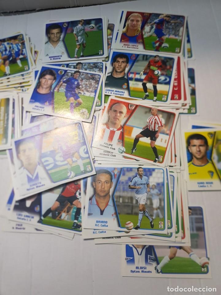 Cromos de Fútbol: Cromos futbol 2005/06 colecciones Este lote 118 sin pegar alguno escaso - Foto 3 - 258045245
