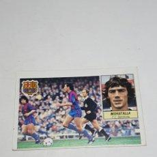 Cromos de Futebol: CROMO DE FUTBOL MORATALLA F.C. BARCELONA ALBUM ESTE LIGA 84 / 85 - FHER -DISGRA -CANO. Lote 258222600