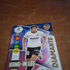 Cromos de Fútbol: #422 KANG-IN LEE DIAMANTE ADRENALYN 2020-2021. Lote 259859270