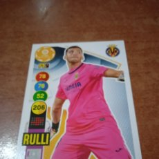 Cromos de Fútbol: #345 RULLI ADRENALYN XL 2020-2021. Lote 259861295