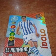 Cromos de Fútbol: #388 LE NORMAND ADRENALYN 2020-2021. Lote 259862320