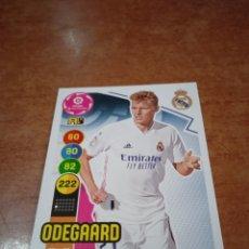 Cromos de Fútbol: #247 ODEGAARD REAL MADRID ADRENALYN 2021. Lote 259863885