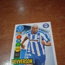 Cromos de Fútbol: #18 DEYVERSON ADRENALYN XL 2020-2021. Lote 259864160