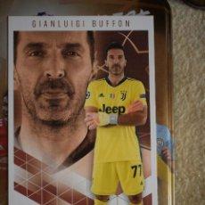 Cromos de Futebol: Nº 65 GIANLUIGI BUFFON JUVENTUS MINUTE MEN TOPPS BEST OF THE BEST 2021 UCL CARD. Lote 260298380