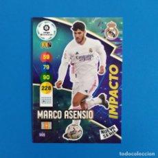 Cromos de Fútbol: ADRENALYN XL 2020 2021 / 20 21 ASENSIO (REAL MADRID) NUEVA SERIE IMPACTO Nº 505. Lote 260772010