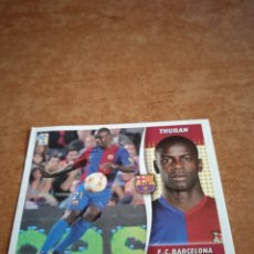 Cromos de Fútbol: THURAM LIGA ESTE 2006-2007 FC BARCELONA. Lote 260804105