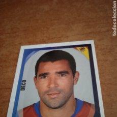 Cromos de Fútbol: DECO #51 UEFA CHAMPIONS 2007-2008 FC BARCELONA. Lote 260840035