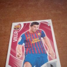 Cromos de Fútbol: DAVID VILLA #53 FC BARCELONA ADRENALYN 2011-2012. Lote 260840985