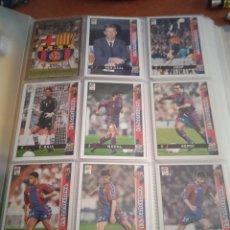 Cromos de Fútbol: MUNDICROMO 1998-1999 ÁLBUM CON 478 FICHAS. Lote 260845135