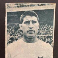 Cromos de Fútbol: CROMO FUTBOL - PEPIN DEL SEVILLA (FOTO PANE) PERIODICO DEPORTIVO CATALAN DICEN (AÑOS 50-60). Lote 260946190