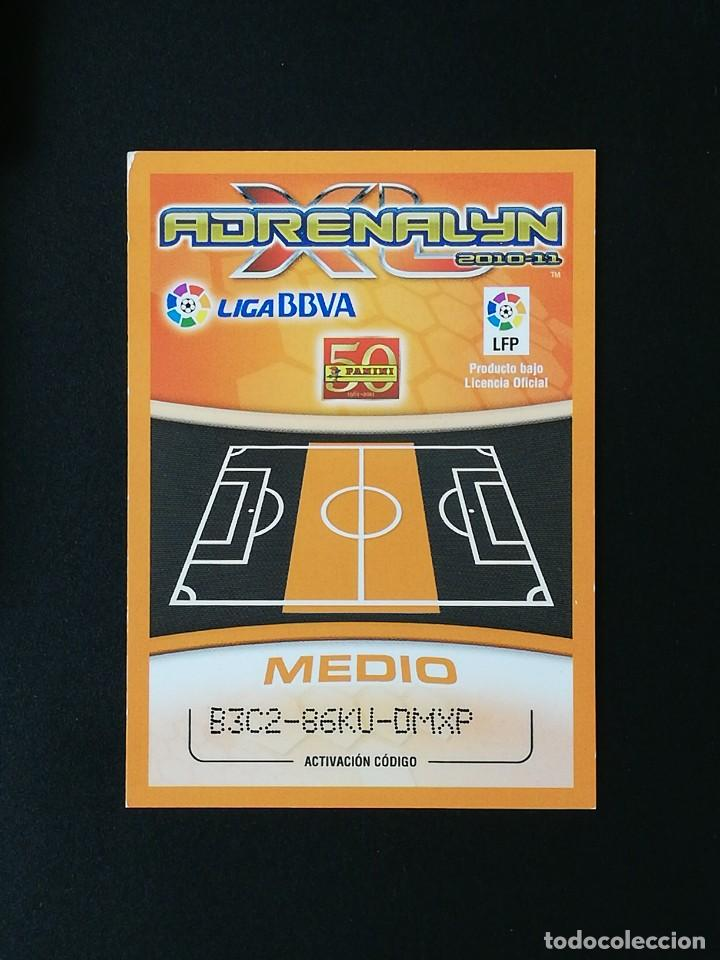 Cromos de Fútbol: DEP DESMARETS RC DEPORTIVO 2010 2011 ADRENALYN XL 10 11 PANINI - Foto 2 - 261151590