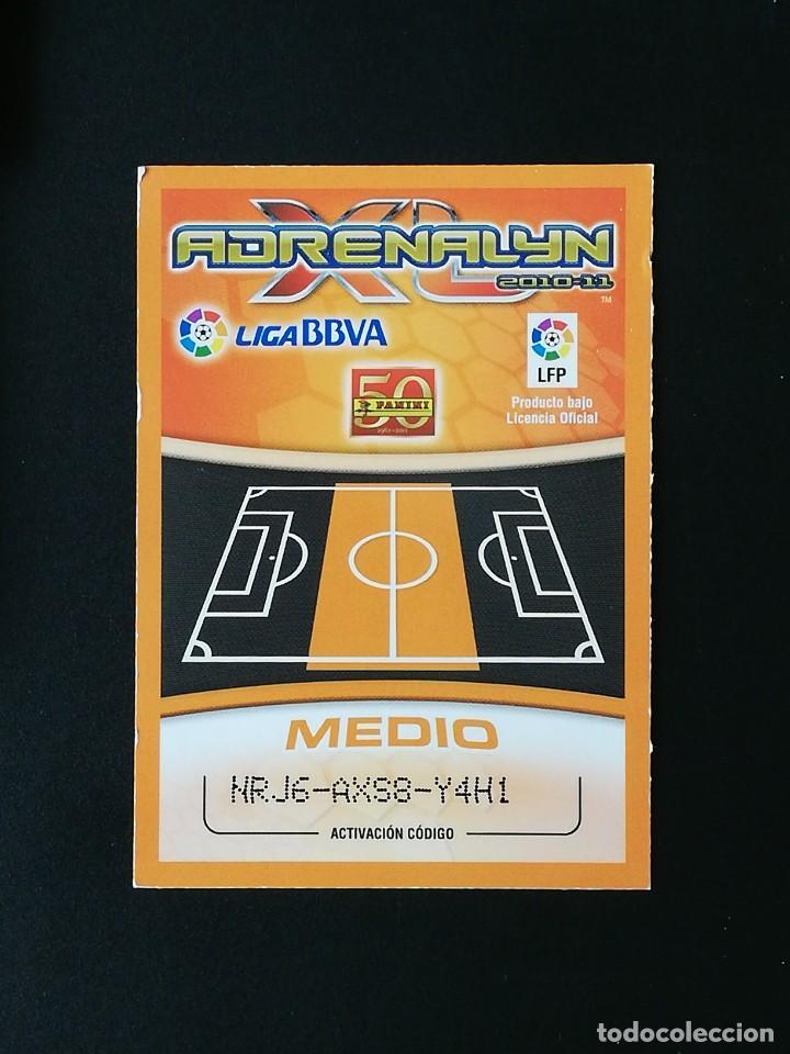 Cromos de Fútbol: DEP JUCA RC DEPORTIVO 2010 2011 ADRENALYN XL 10 11 PANINI - Foto 2 - 261151625