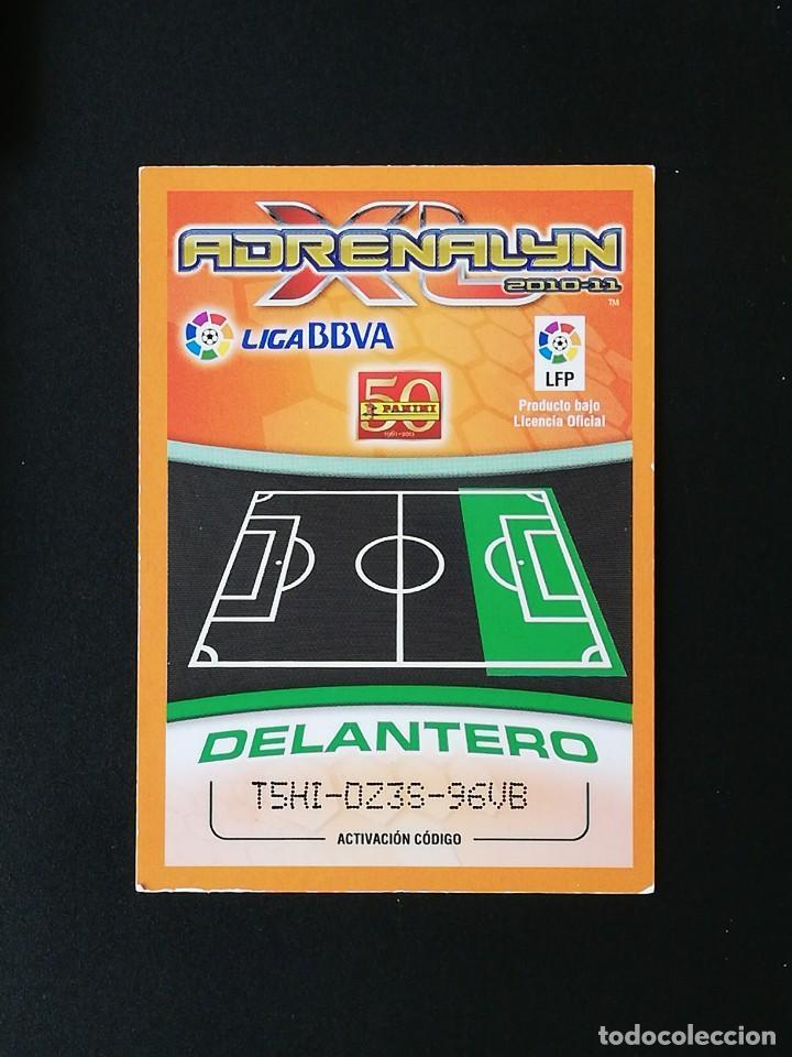 Cromos de Fútbol: DEP LASSAD RC DEPORTIVO 2010 2011 ADRENALYN XL 10 11 PANINI - Foto 2 - 261151645