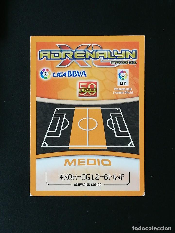 Cromos de Fútbol: DEP SAUL RC DEPORTIVO 2010 2011 ADRENALYN XL 10 11 PANINI - Foto 2 - 261151735