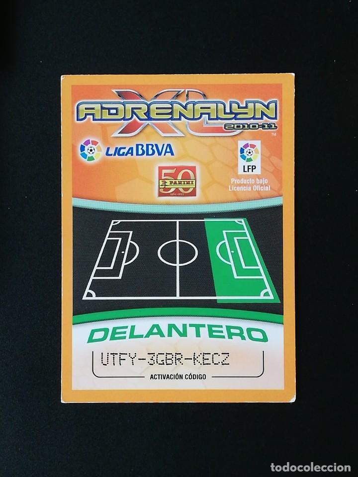 Cromos de Fútbol: #NF DEP SAND NUEVO FICHAJE RC DEPORTIVO 2010 2011 ADRENALYN XL 10 11 PANINI - Foto 2 - 261151760