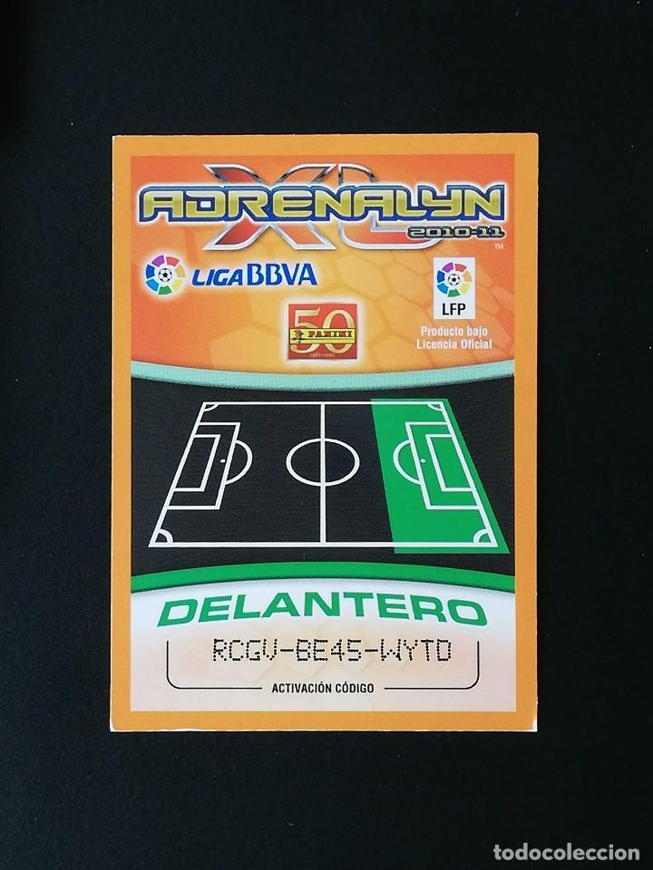 Cromos de Fútbol: DEP URRETA RC DEPORTIVO 2010 2011 ADRENALYN XL 10 11 PANINI - Foto 2 - 261151765