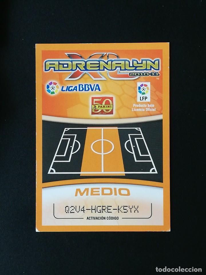 Cromos de Fútbol: DEP VALERON JUGON RC DEPORTIVO 2010 2011 ADRENALYN XL 10 11 PANINI - Foto 2 - 261151785