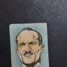 Cromos de Futebol: RIERA 3 ZARAGOZA CHOCOLATES EL LINCE 1951 1952 CROMO FUTBOL LIGA 51 52 - SIN PEGAR - A35 PG19. Lote 261246775