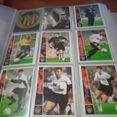 Cromos de Fútbol: MUNDICROMO 2002-2003 ÁLBUM CON 625 FICHAS VER DESCRIPCIÓN Y FOTOS. Lote 261255190