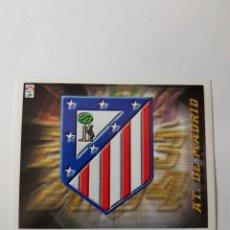 Cromos de Fútbol: CROMO ESCUDO - ATLÉTICO DE MADRID. Lote 261555360
