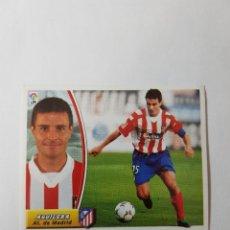 Cromos de Fútbol: CROMO AGUILERA - ATLÉTICO DE MADRID. Lote 261555425