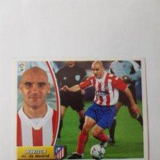 Cromos de Fútbol: CROMO MOVILLA - ATLÉTICO DE MADRID. Lote 261555450