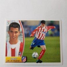 Cromos de Fútbol: CROMO JORGE - ATLÉTICO DE MADRID. Lote 261555655