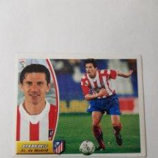Cromos de Fútbol: CROMO STANKOVIC - ATLÉTICO DE MADRID. Lote 261555705