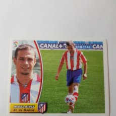 Cromos de Fútbol: CROMO NIKOLAIDIS - ATLÉTICO DE MADRID. Lote 261555790