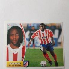Cromos de Fútbol: CROMO MUSAMPA - ATLÉTICO DE MADRID. Lote 261555840