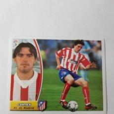 Cromos de Fútbol: CROMO CONTRA - ATLÉTICO DE MADRID. Lote 261555955